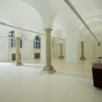Aula Wien - Empfangsbereich