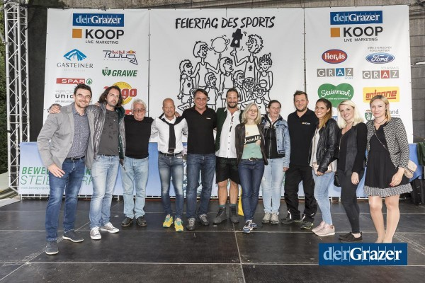 Feiertag des Sports #KOOPlive #derGrazer #Events #Graz